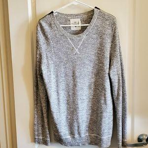 H&M Womens Black & White Sweater